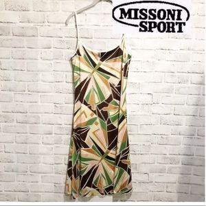 Missoni Sport Tank Dress Active-Tech Style